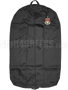 Phi Gamma Nu Garment Bag with Crest, Black