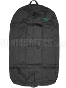The Links Garment Bag with Crest, Black