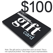 $100 stuff4GREEKS Gift Card