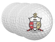 Kappa Alpha Psi Golf Balls (Set of 150)