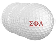 Sigma Phi Lambda Golf Balls (Set of 150)