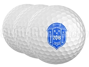 Zeta Phi Beta Golf Balls (Set of 150)