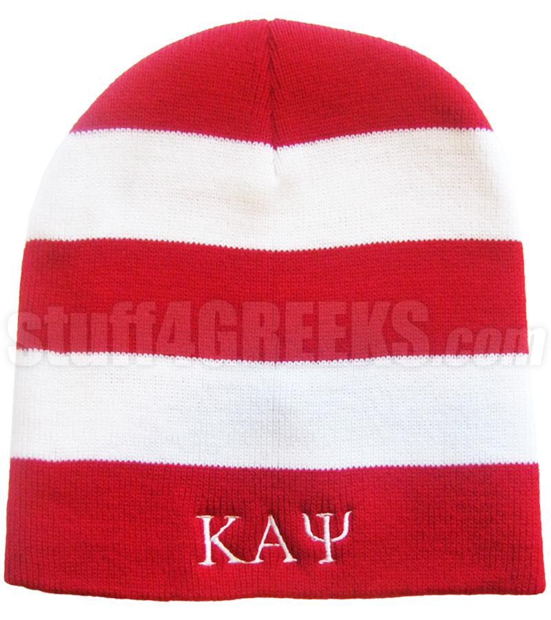 Kappa Alpha Psi Beanie Skullcap with Greek Letters 5f6f9ffd331