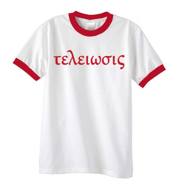 5a31028970da Kappa Alpha Psi Texelwols Screen Printed White Red Ringer Tee