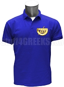 Kappa Kappa Psi Pin Polo Shirt
