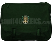 Delta Theta Chi Laptop Bag, Forest Green
