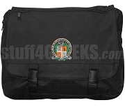 Gamma Pi Sigma Laptop Bag, Black