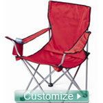 Custom Embroidered Lawn Chair