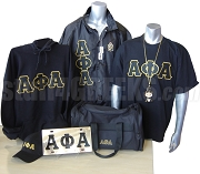 Alpha Phi Alpha Neo Package