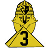 Sphinx Crossing Arms Patch