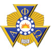 Alpha Phi Omega Seal Patch
