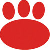 Mouse Paw Icon