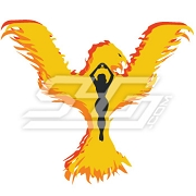 Rising Phoenix Lady Icon