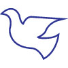 Dove #2 Patch