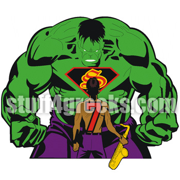 Savage Hulk Patch