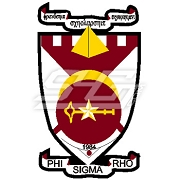 Phi Sigma Rho Crest Patch