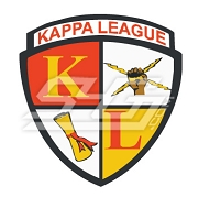 Kappa League Crest Patch