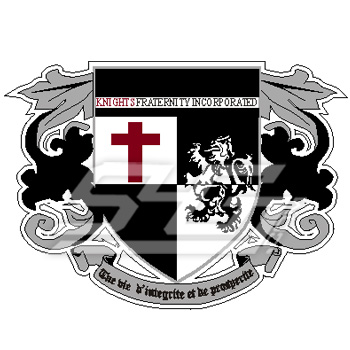 Knights Fraternity Crest