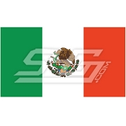 Mexican Flag Icon