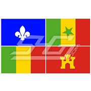 Creole Flag Icon