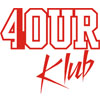 4/Four Klub Patch