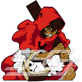 Lil' Red Riding Hood Icon