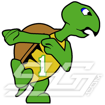 Stepping Turtle Icon