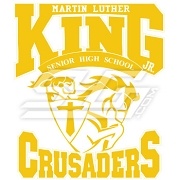Martin Luther King, Jr. Senior High School Icon