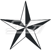 Nautical Star Patch