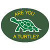 Turtle Badge Icon