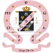 Omega Phi Chi Crest Icon