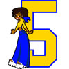 SGRho Bellbottoms Girl Icon