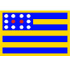 SGRho Flag Patch
