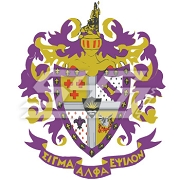 Sigma Alpha Epsilon Crest Patch
