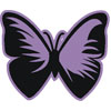 Morpho Butterfly Icon