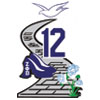Zeta Silver Brick Road Patch