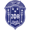 Zeta Phi Beta Crest (Old Version)