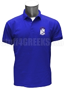 Phi Beta Sigma Crest Polo Shirt