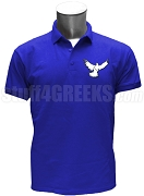 Phi Beta Sigma Dove Polo Shirt