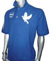 Phi Beta Sigma Flag and Dove Polo