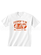 Kappa Alpha Psi Vintage Property DTG Printed T-Shirt with Greek Letters, White