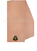 Alpha Kappa Alpha Pink Scarf with Crest