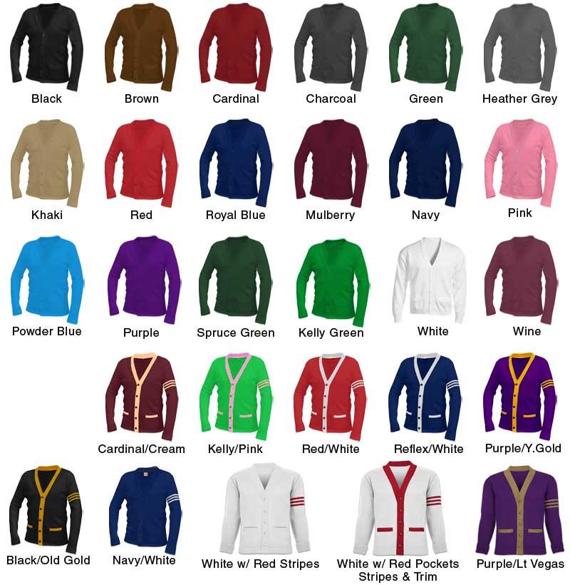 Custom Greek Cardigan Sweaters By Stuff4greeks Classic Vintage And