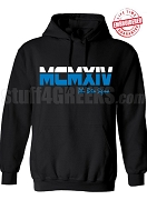 Phi Beta Sigma Roman Numeral Founding Year Pullover Hoodie - Lifetime Embroidery Guarantee