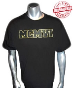 MCMVI T-Shirt - EMBROIDERED with Lifetime Guarantee
