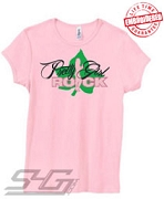 AKA Pretty Girl Rock, Pink - EMBROIDERED with Lifetime Guarantee