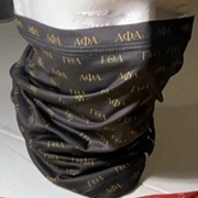 Alpha Phi Alpha 1906 Neck Gaiter Face Shield Head Tube Bandana