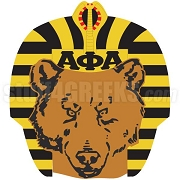 Alpha Sphinx Bear Patch
