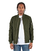 Blank Flight Bomber Jacket