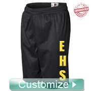 Custom FratBrat Athletic Basketball Shorts - EMBROIDERED with Lifetime Guarantee (SSA)